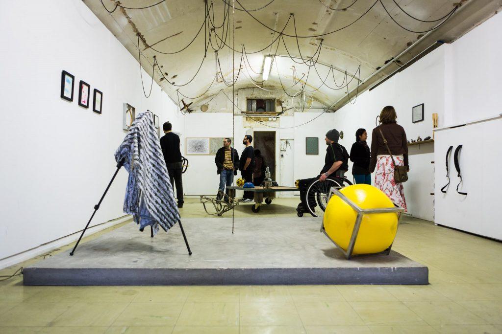 Ateliers Ouverts 2016, Motoco Vernissage,  AJI Magazine