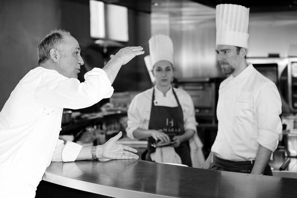 Marc HAEBERLIN - L'Auberge de l'Ill - Brasserie Les Haras - AJI Magazine