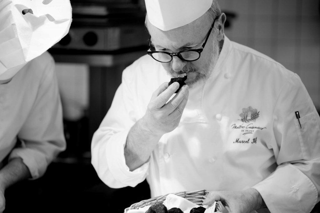 Marcel KEFF - Restaurant La Lorraine - 1 étoile Michelin - Zoufftgen - France