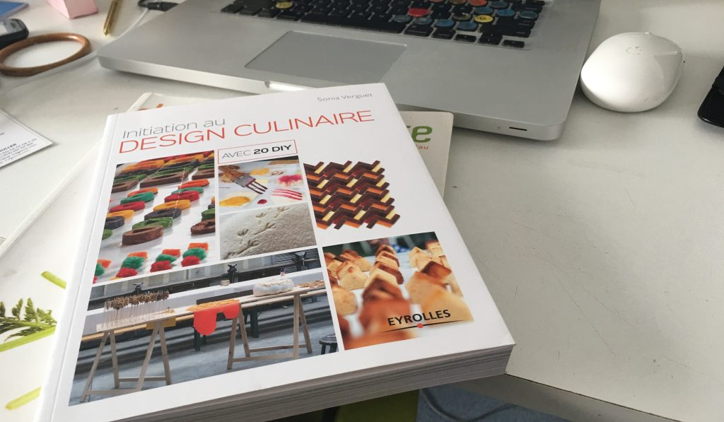 Sonia VERGUET - Initiation au Design Culinaire AJI Magazine