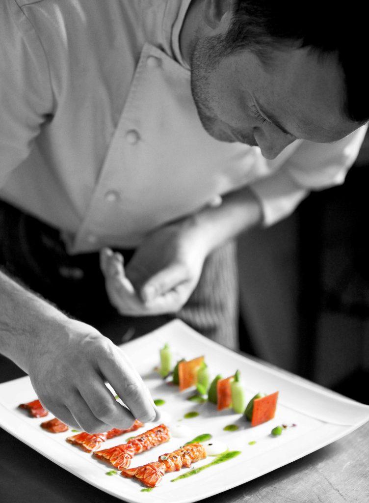 Lucien KEFF - Restaurant La Lorraine - 1 étoile Michelin - Zoufftgen - France