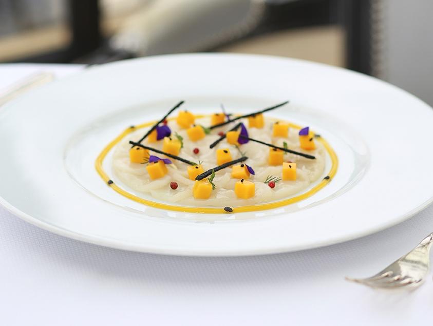 Restaurant La Lorraine - 1 étoile Michelin - Zoufftgen - France