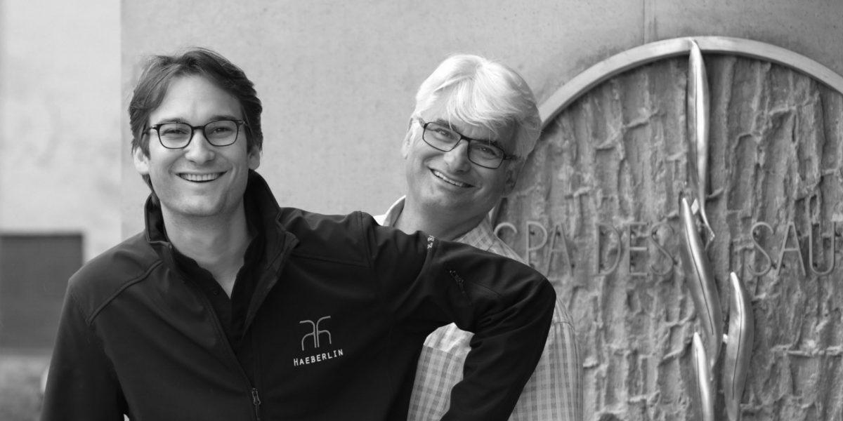 Edouard et Marco BAUMANN AJI Magazine