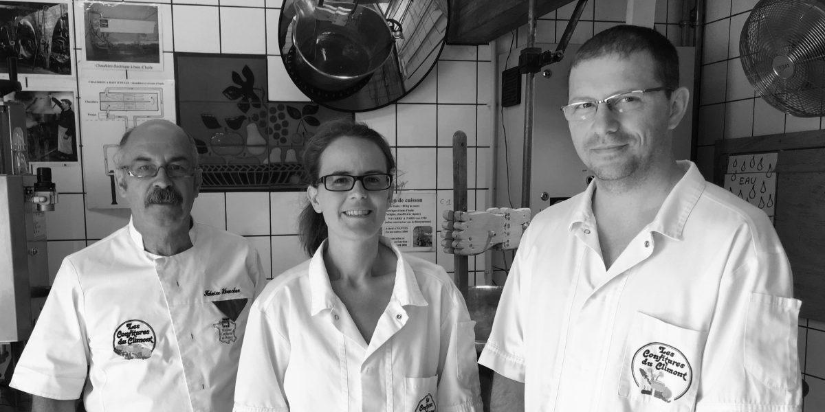 Perrine & Frédéric HILBERER - Les Confitures du Climont - AJI Magazine